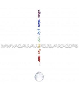 Bola Feng Shui pequeña de cristal