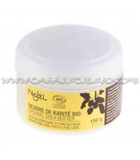 Manteca de Karité 100% Natural Najel - Bio - 150g