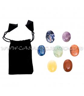 Set Minerales Ovalados 7...