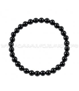 Pulsera Obsidiana - 6mm