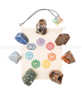 Set Minerales en Bruto...