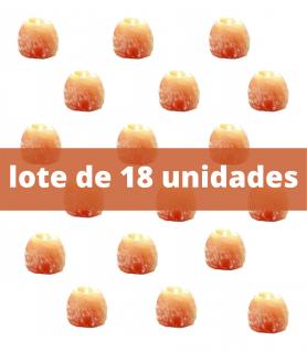 Lote 18 Portavelas de Sal...