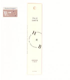Incienso Natural H&B Palo...