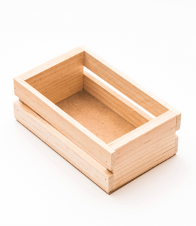 Caja de Madera para Aceites